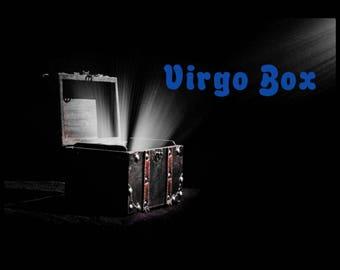 Virgo, Astrology, Tarot, Zodiac, Constellations, Mystery Box, Surprise Box, Subscription Box, Mythical, Zodiac Shirt, Zodiac MagnetVirgo