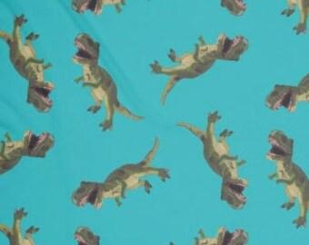 Adult Dinosaur Scarf * Womens Dinosaur Scarves * Womens Dinosaur Print * T-Rex Gift Dinosaur Fabric * Dinosaur Fashion Dino Girl Geek Gift