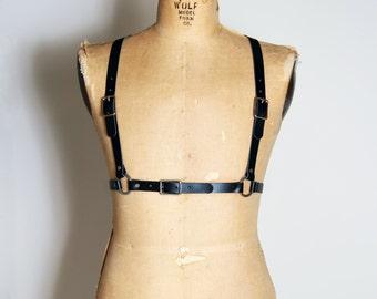 Half-Suspendered Harness