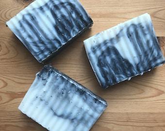 Charcoal Clove Soap