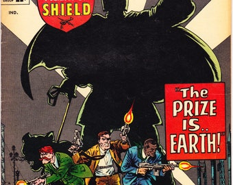 Strange Tales 137 comic. Doctor, Nick Fury, Agents of Shield, Dr Dark Mystic Arts, Ditko book, Silver Age. 1965 Marvel Comics in VF (8.0)