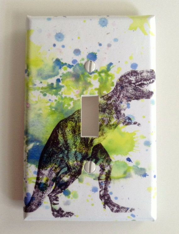 Like this item? & Tyrannosaurus Rex T-rex Dinosaur Decorative Light Switch Plate