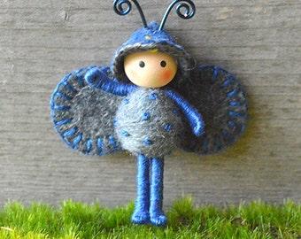 Stormy Night Bug A weather bug