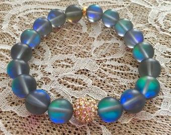 Boho Chic Beaded Bracelet