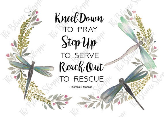 Knell Down To Pray