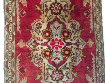 Vintage Persian Prayer Rug?