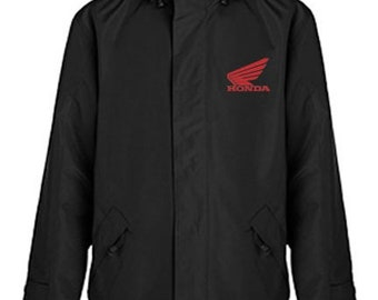 Quilted Polyester Wind and Water Resistant Winter Jacket Ford