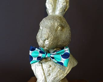 Spot and Dot blue Bow-tie