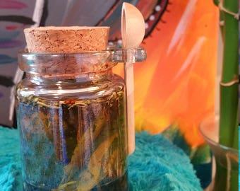 Infused Herbal Hair Oil
