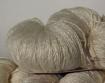 5/2 silk - cream - 100g