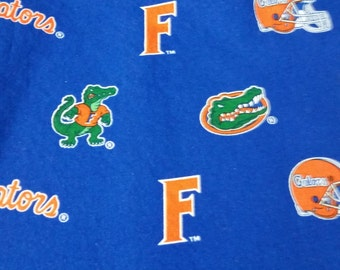 Florida Gators Plastic Grocery Bag Holder Dispenser