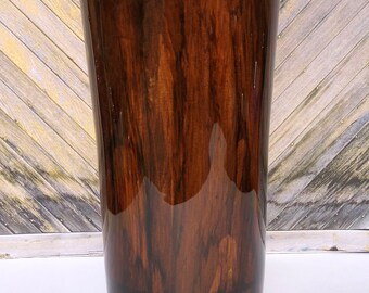 Faux Wood Grain Tumbler - Gift for Him - Father's Day Gift