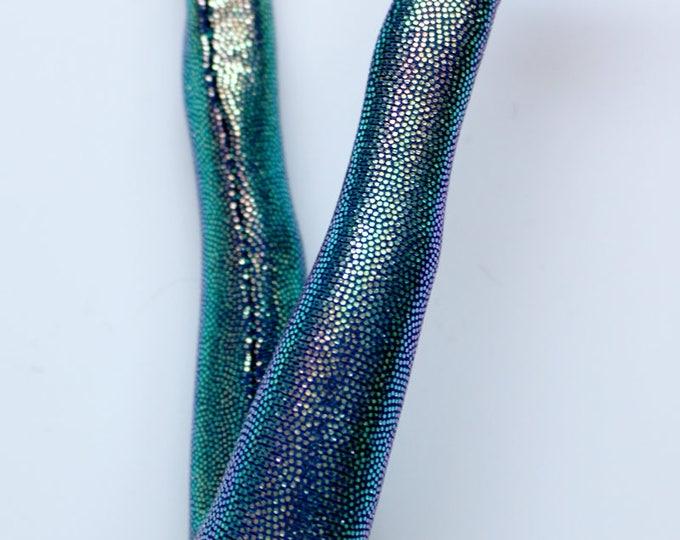 Blythe Licca Pullip Dal Wataru Pure nemo metallic glitter Leggins Tights Holographic