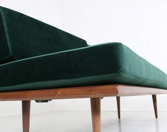 Mid Century Danish Modern Daybed Sofa