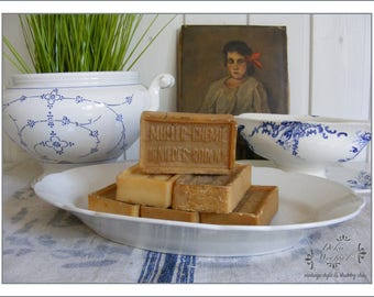 SHABBY Antique core soap - Shabby decoration