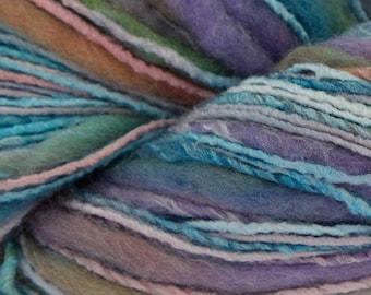 King Cole Bamboozle Yarn, Lagoon, 100gms, Bulky, Chunky, Art Yarn