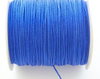 Indigo blue nylon line 1 mm