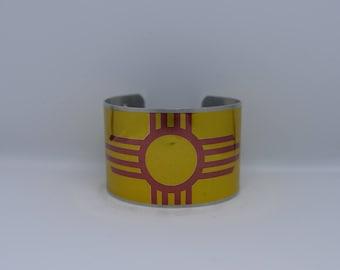 Zia Cuff Bracelet