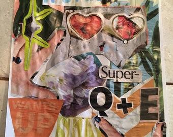Collage Art Piece #1