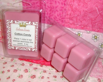 Cotton Candy Wax Melt
