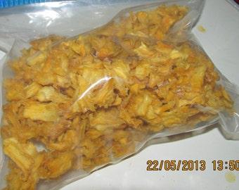 dried pineapples papaya mango bananas cherries apricots
