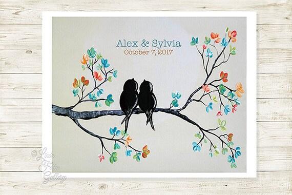 cadeau romantique pour son 1er anniversaire cadeau couples de. Black Bedroom Furniture Sets. Home Design Ideas