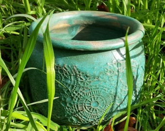 Widemouth vase