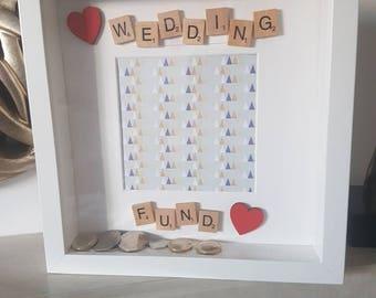 Wedding Fund Money Box Frame