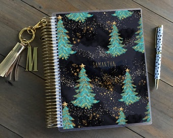 Original Stylish Planner™ Cover Set - Christmas Tree: For use with Erin Condren Life Planner(TM), Happy Planner and Recollections Planner