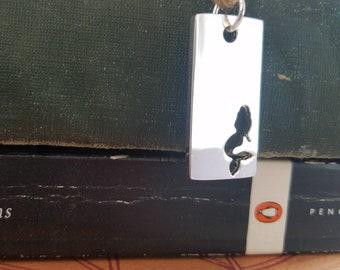 Tiny Mermaid Bookmark