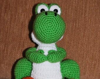 Crochet Yoshi
