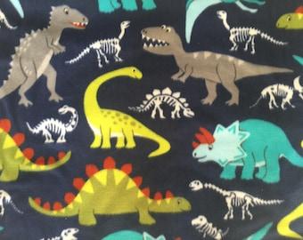 Dinosaurs Fleece Blanket - Extra Large
