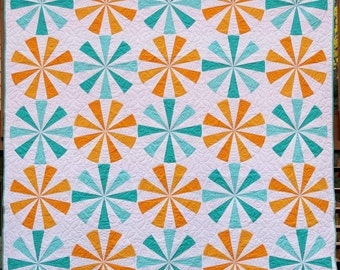 Beach Umbrellas Quilt Pattern