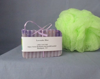 Lavender Goats milk