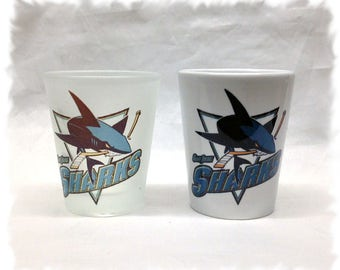 San Jose Sharks Shot Glass