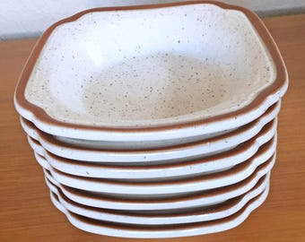 Syracuse Mesa Grande Soup Bowls - Set of 7