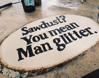 Father's Day wooden sign