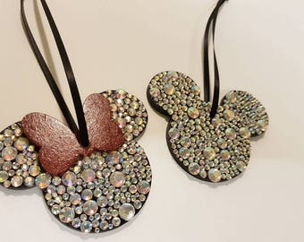 Decorative Mickey & Minnie