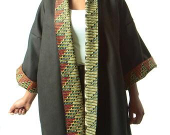Sherri African print Kimono Jacket