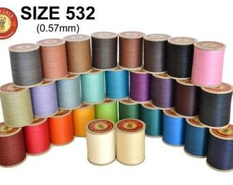 Sajou Waxed Linen Thread no 532