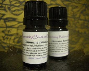 Immune Boosting Essential Oil blend