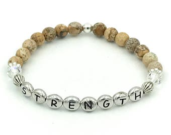 Intention Bracelets (Customize with your word)