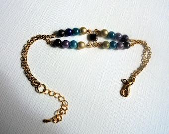 4 gradient bracelet