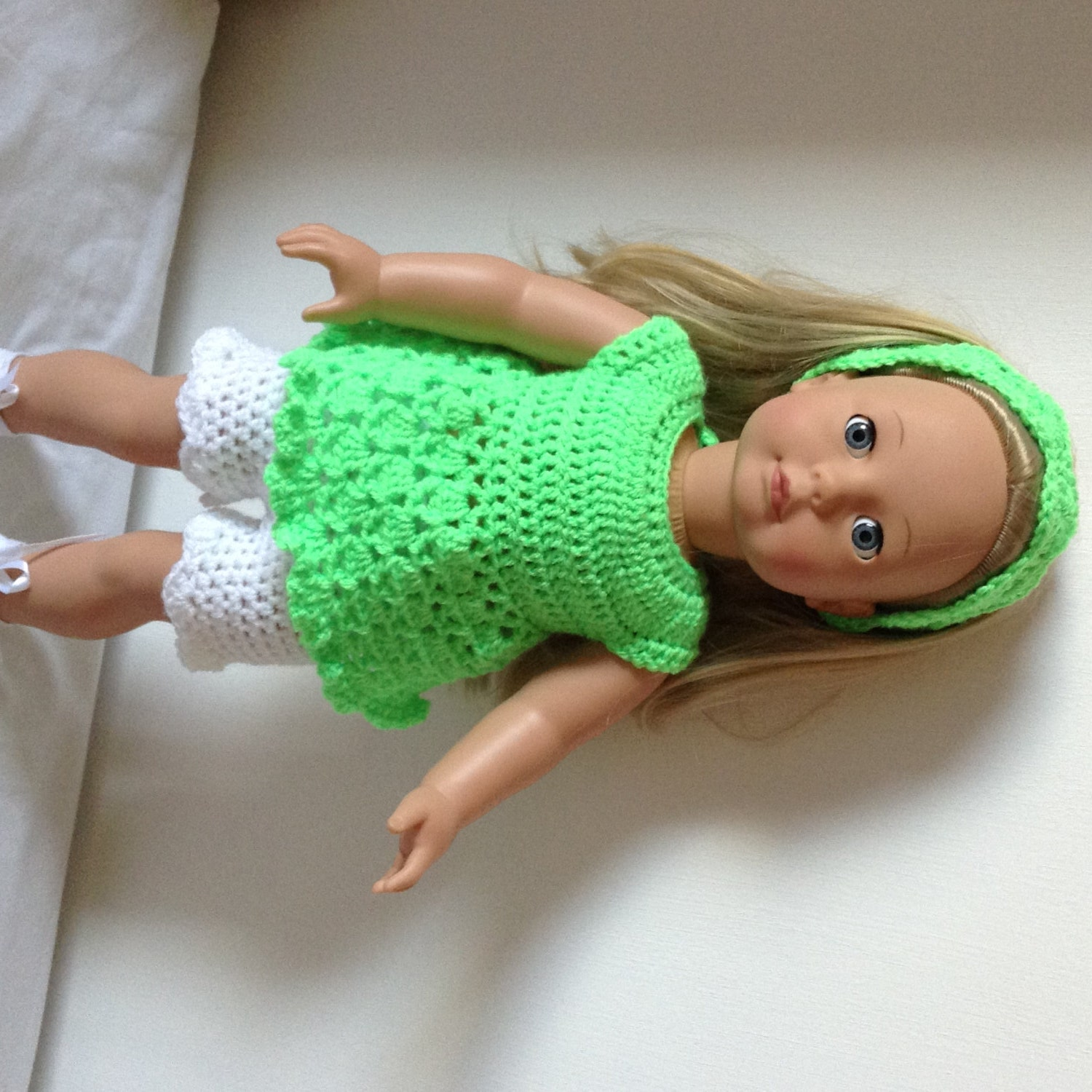 Pdf crochet pattern for 18 inch doll american girl doll or zoom bankloansurffo Choice Image