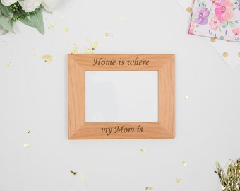 Mothers Day Frame Mother Day Gift Picture Frame Mothers Day Personalized Frame Mom Picture Frame Frame for Mom Photo Frame Mom Frame