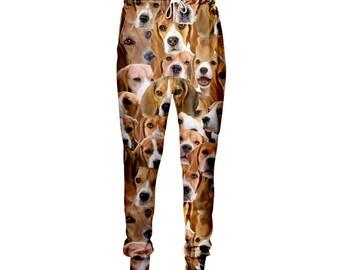 Beagles Jogger pants