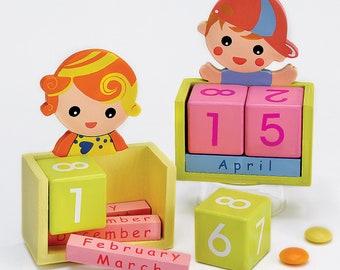 Calendar favors unique favors baptism favors girl favors Party bombonieres christening favors baptism giveaway ideas Baby shower ideas
