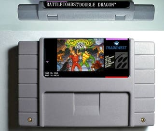 Battletoads/Double Dragon (SNES)