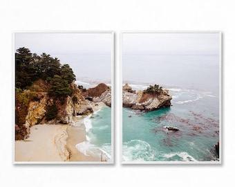 Beach Photography, Landscape Print, Sea Wall Art Prints, Printable Photography Art, Ocean Beach Print, Digital Download Ocean Art, Sea Print