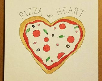 A Pizza My Heart